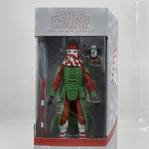 STAR WARS Black Series Snow Trooper - Holiday Christmas Edition Porg Hasbro for Sale in Peoria, IL