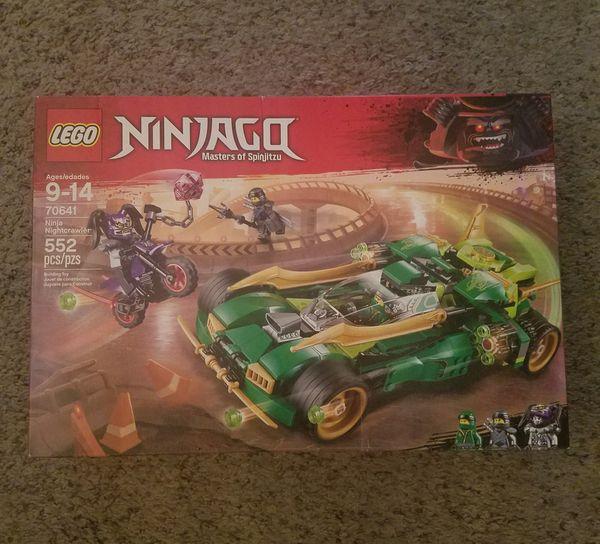 New Lego Ninjago Ninja Nightcrawler 70641 For Sale In Las Vegas