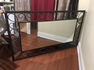 Framed wall mirror for Sale in Lancaster, PA