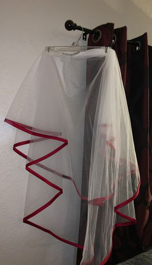 Wedding Dress and veil for Sale in Glendora, CA
