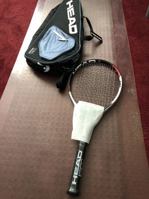 Heat tennis racket - Brand new, never used for Sale in Berwyn, IL