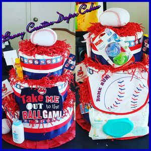 Diaper Cake for Sale in South Euclid, OH