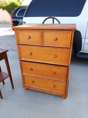 Tall dresser for Sale in Gilbert, AZ