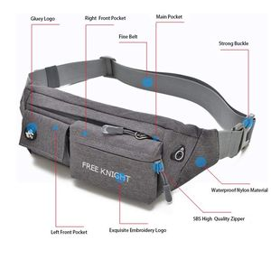 Free Knight Fanny Pack Waist Bag for Sale in Rancho Cucamonga, CA