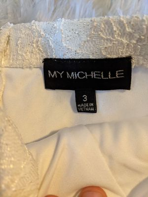 Size 3 home coming dress by My Michelle for Sale in Ellensburg, WA