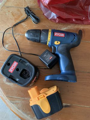 Ryobi Cordless Drill Set for Sale in Norcross, GA