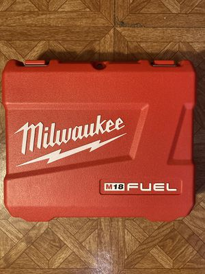 "Milwaukee. M18 FUEL SURGE 1/4"" Impact Driver Empty Hard Case. for Sale in Brooklyn, NY"