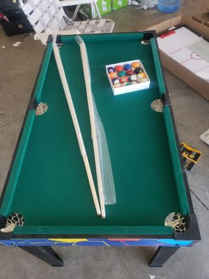 New 14in 1 game table for Sale in Victorville, CA