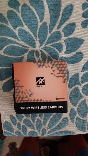 Ifrogz wireless earbuds. for Sale in Newark, CA