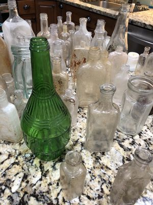 Antique bottle collection for Sale in Sandy, UT