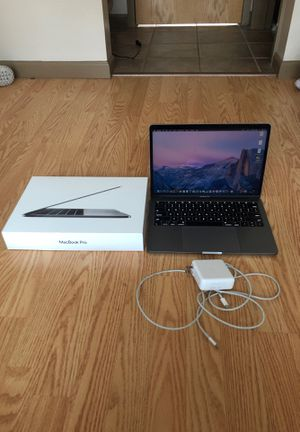 MacBook Pro 13-inch space gray/ {link removed}/128gb for Sale in FT LEONARD WD, MO