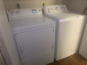 Full Size Washer/Dryer Set - Available after August 10th for Sale in Arlington, TX