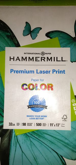 Laserjet paper for Sale in Chicago, IL