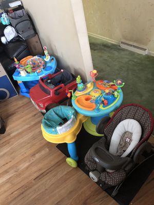Baby Toys $120 Obo for Sale in Saginaw, MI