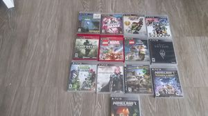 13 PS3 Games ($10 each) for Sale in Deltona, FL