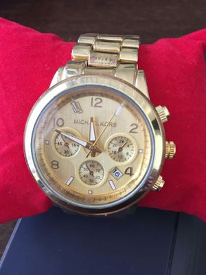 Michael Kors watch for women MK5139 for Sale in Chula Vista, CA