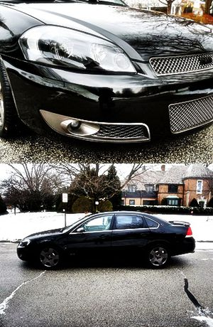 Black $1OOO Chevrolet Impala SS 2OO6 Automatic for Sale in Philadelphia, PA