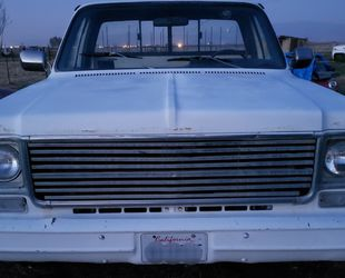 1977 Chevy Truck C-10 for Sale in Arvin,  CA