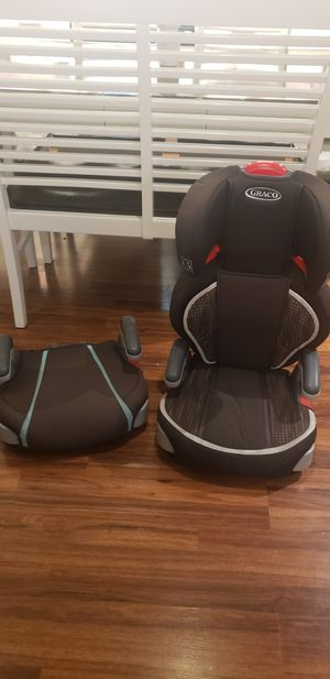 Graco Booster Car Seats. for Sale in Saginaw, TX
