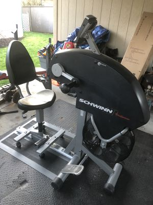 Used Schwinn windjammer from physical therapy center works as it should will need truck it's not that heavy but I can help load Upper body physic for Sale in Federal Way, WA