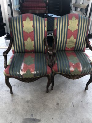 Antique Chairs - $350 pair for Sale in Washington, DC
