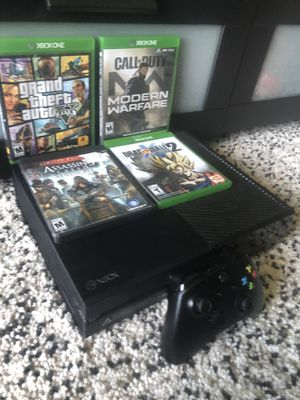 Xbox 1 for Sale in Fort Lauderdale, FL