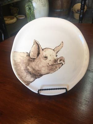 Pig Plate! for Sale in Modesto, CA
