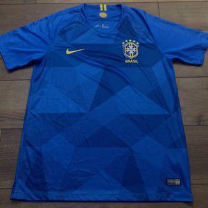Brazil Soccer Jersey Large for Sale in Henderson, NV