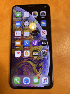 iPhone XS Max for Sale in Takoma Park, MD