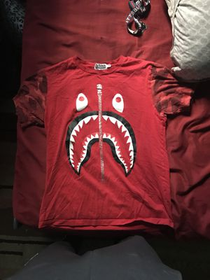 Bape tee size (L) for Sale in Pittsburgh, PA