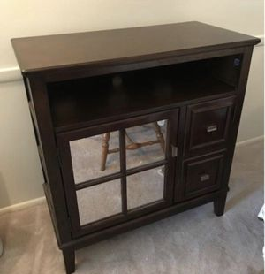 TV Console/Wood Table w/ Large Storage for Sale in Alexandria, VA