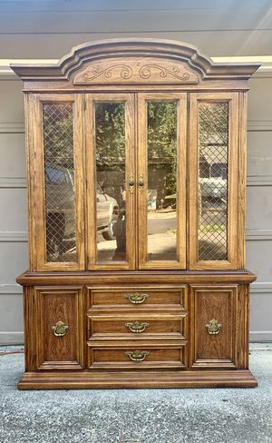 Broyhill Hutch for Sale in Tualatin, OR