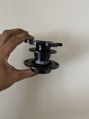 Sparco quick release for Sale in San Jose, CA