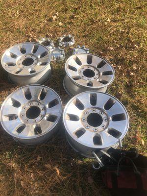 Super duty f250 f350 wheels for Sale in Norfolk, VA