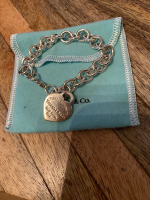 Tiffany bracelet for Sale in Lewisville, TX