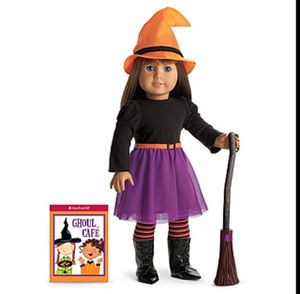 American Girl Friendly Witch Doll Costume + bonus items *RETIRED* for Sale in Surprise, AZ