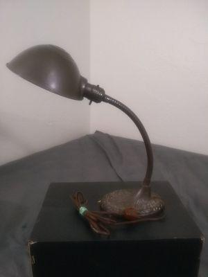 VINTAGE INDUSTRIAL GOOSENECK LAMP for Sale in Tucson, AZ