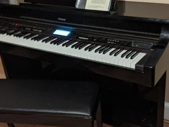 Roland KR-575 88 Weighted Key Digital Piano for Sale in Baldwin,  NY