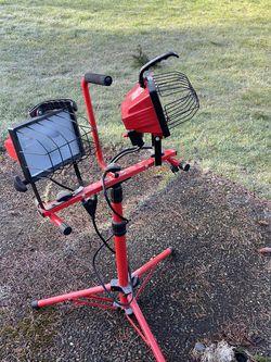 Tripod Dual Work Light (pending) for Sale in Seattle,  WA