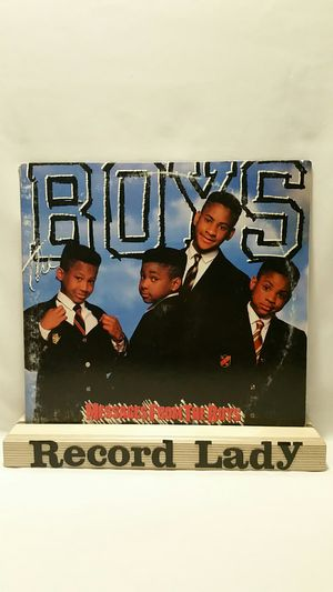 """The Boys """"Messages From The Boys"""" vinyl record hip hop for Sale in San Diego, CA"""
