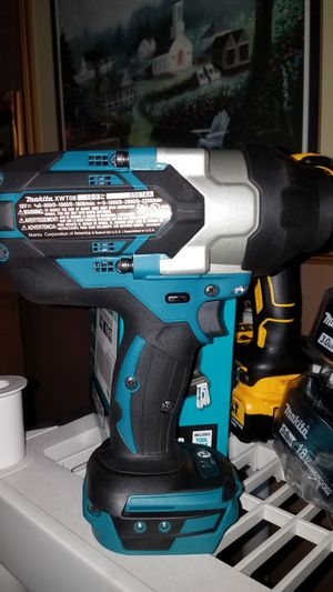 """18v High Torque 1/2""""3-Speed Impact wrench tool only new firm price/inpacto mecanico nuevo precio firme for Sale in Escondido, CA"""