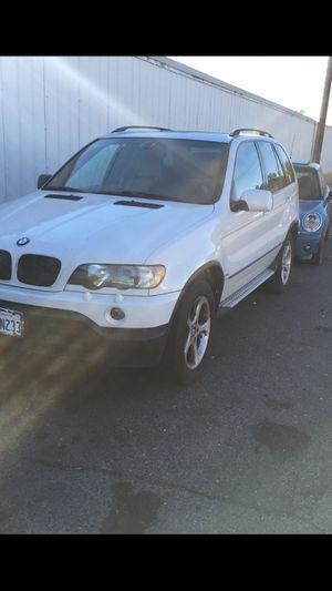 BMW X5 740il parts for Sale in Sacramento, CA
