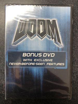 Doom DVD - Brand New for Sale in Griswold, CT