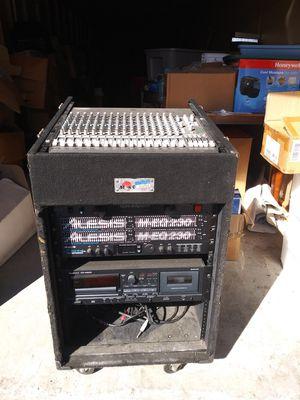 Mobile Pro PA Mixer w Effects for Sale for sale  Marietta, GA