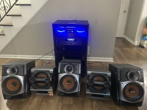 Technical Pro Audio 5.1CH System - Bluetooth for Sale in Carol Stream, IL