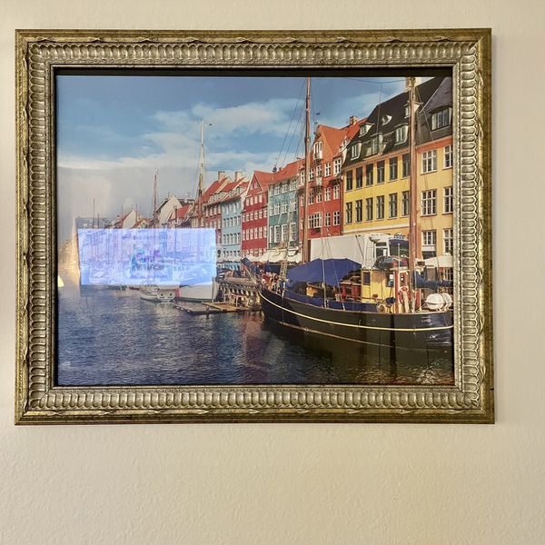 One Of My Triptych Venice (Photography Art Piece)