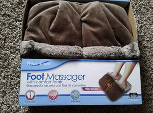 Health touch foot massager for Sale in Lake Stevens, WA