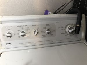washer and dryer electric kenmore for Sale in Houston, TX