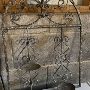 Decor Metal Candle Holder for Sale in Kingston, GA