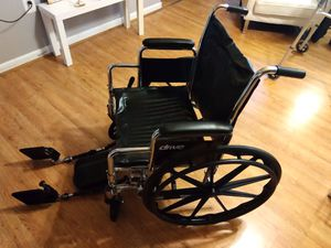 Wheel Chair for Sale in Hillcrest Heights, MD
